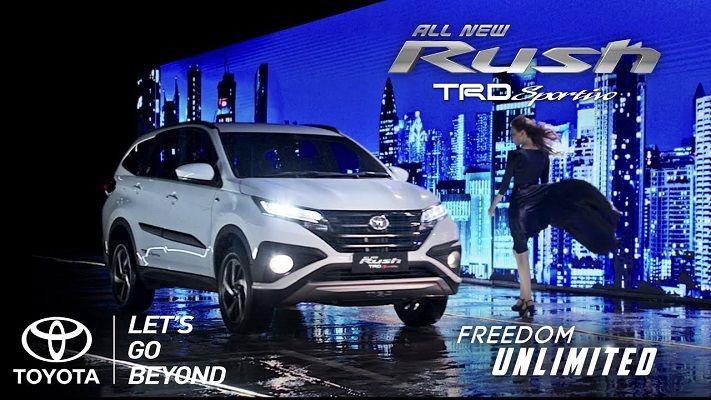 Toyota Rush Depok